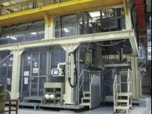液晶パネル用ガラス基板のスリミング処理ライン新設、操業開始