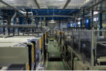 ガラス基板スリミング新プロセスラインの操業開始