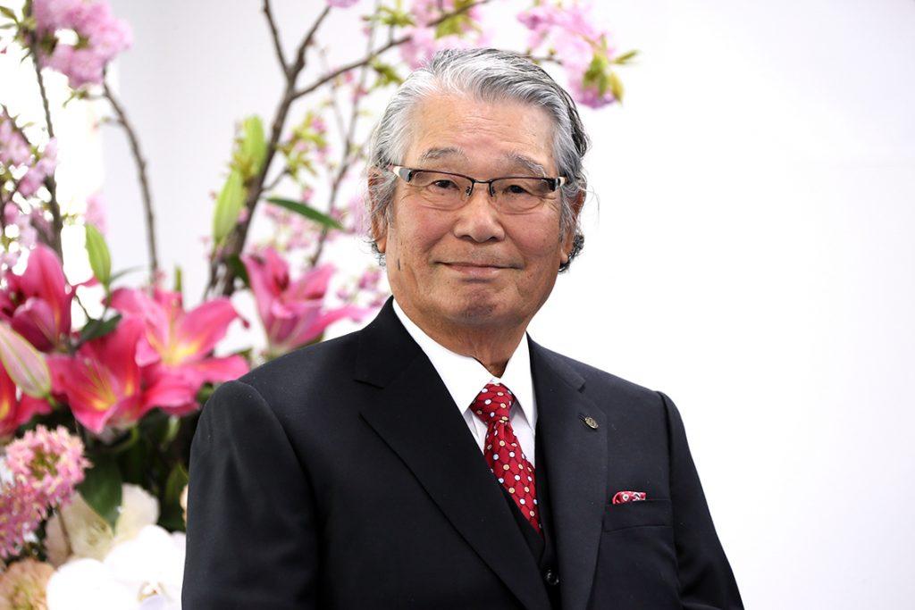 株式会社NSC 代表取締役会長 西山 榮